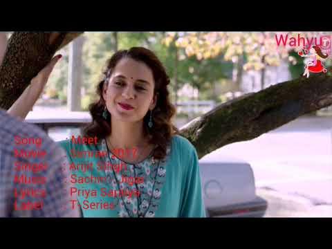 Meet [ English ]. Simran | Arijit Singh |...