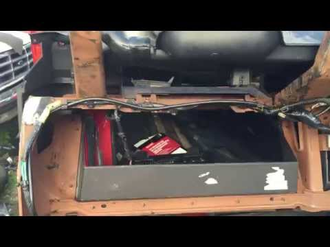 tip on how to remove dash frame on dodge ram 1500  2500