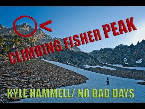 Climbing Fisher Peak!!!2018 (No Bad Days #105)