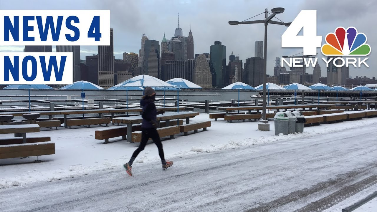 NYC's first major winter storm of 2019 is here: Everything you need to know