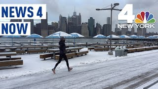 Major Snow Storm Moves in on NYC; Parts of Tri-State Could Get Up to 2 Feet of Snow | News 4 Now