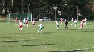 03.08.19 IFK Dam - TuTo - Halvlek 1