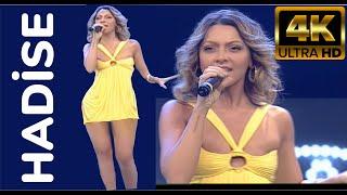 HADİSE   STIR ME UP  YELLOW  Miss Turkey 30 04 2009  4K 3840x2160 ghq 1 0 1