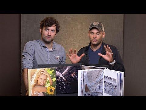 Critiquing 3 Photographer's Printed Books