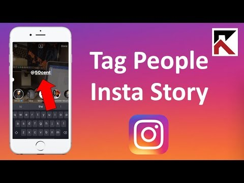 31766d45176 How To Tag People In Your Instagram Story - YouTube