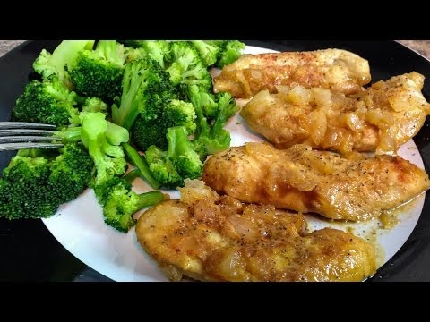 New Go-To Chicken Recipe (Bodybuilding-Friendly)