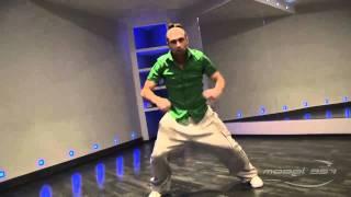 Борис Темкин - урок 2: видео уроки клубных танцев