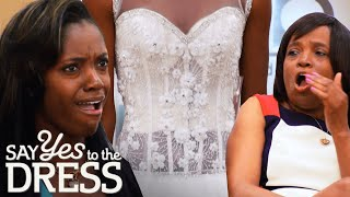 Modest Bride Brings Her Pastor To Her Bridal Appointment | Say Yes To The Dress Atlanta