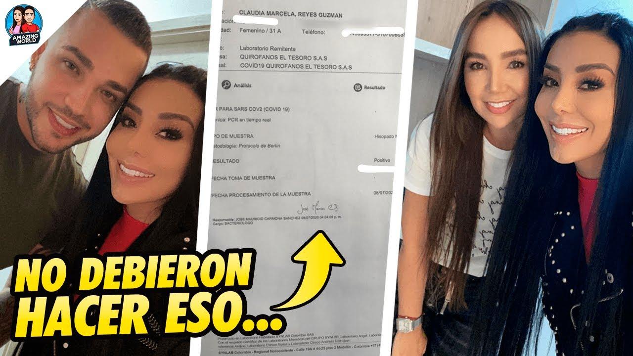 Triste Noticia: Paola Jara y Jessi Uribe ESTUVIERON con Marcela Reyes que dio positivo al CORONA...