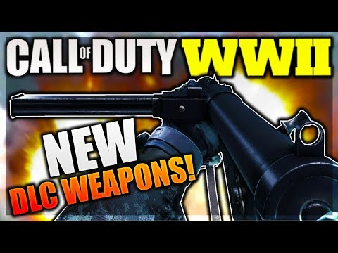 NEW DLC WEAPONS COMING TO WW2 SOON! [SECRET SUPPLY DROP BUNDLES, WEAPON VARIANTS, AND MORE!]