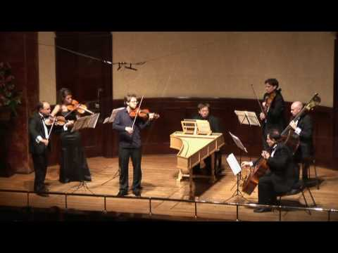 Vivaldi Four Seasons: Alexander Sitkovetsky with Razumovsky Ensemble