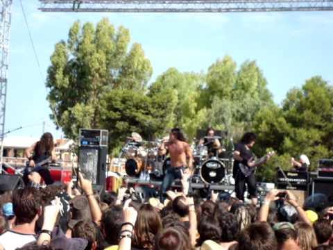 Saratoga - Gran Mago - Leyendas del Rock 2009