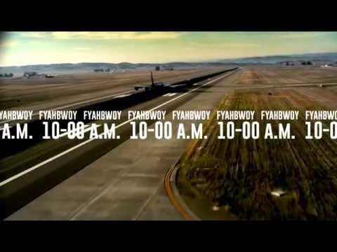 FYAHBWOY - 10:00 a.m. - BL4QKFY4H (LYRICS VIDEO)
