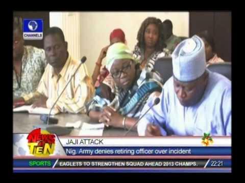 Jaji Attack: Nigerian Army denies retiring officer over incident