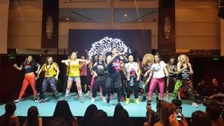 İstanbul Zumba Festival - William Flores - Boot Camp