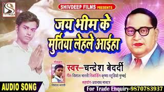 Mujhe Chad Gaya Nila Rang Rang Dj Remix Jay Bhim Song   Chandresh Bedardi