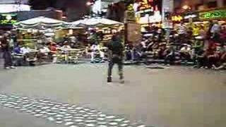 Street Dance at Bukit Bintang KL