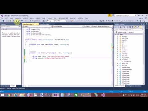 Clear all fields after submit data in ASP.NET C#