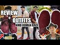 OUTFITS + REVIEW ADIDAS NMD HUMAN RACE