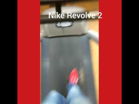 Nike revolve 2 on treadmill