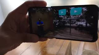 Interactive VR 360 Live Action Video