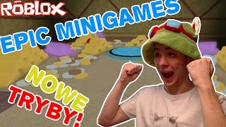 NEW MODES of MY FRIEND!  | EPIC MINIGAMES!  | ROBLOX #130