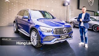 Chi tiết Mercedes GLC 2020 facelift - SUV hạng sang được mong chờ nhất tại Việt Nam | XE HAY