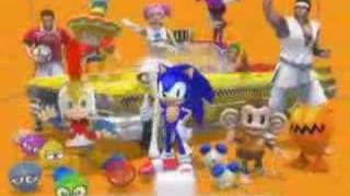 Sega Superstars final trailer