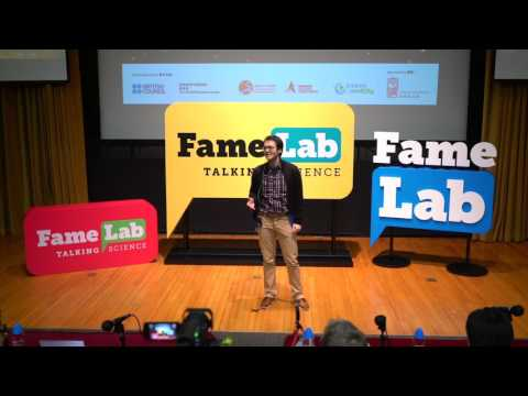 FameLab HK 2017 Finalist: Carbohydrates: healthy or unhealthy? by Corey Nelson