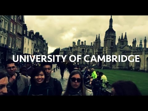 Visit to Cambridge University | Amanda Treseler