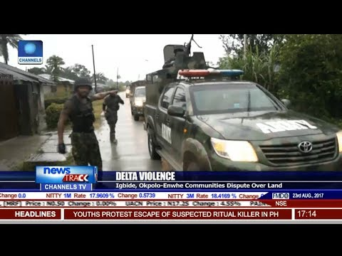 At Least 10 People Featured Dead After Communal Clash In Delta