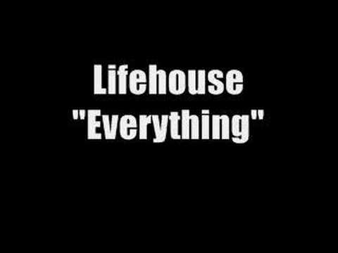 Lifehouse Everything Chords Chordify