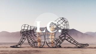 Christopher Schwarzwalder - White Ocean - Burning Man 2016