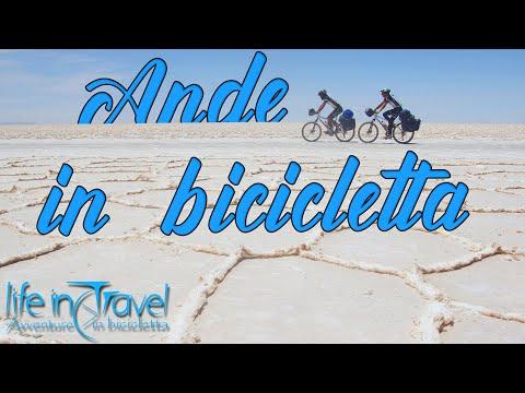 Ande in bicicletta: da Nazca a Salta a due ruote