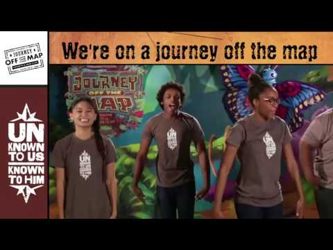 VBS music - Journey Off The Map