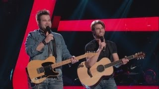Okies on The Voice