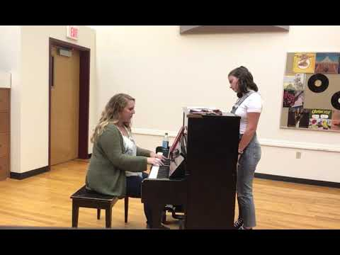 Keeping Score-Kimberly Collison & Kelly Rolfe (Dan + Shay cover)