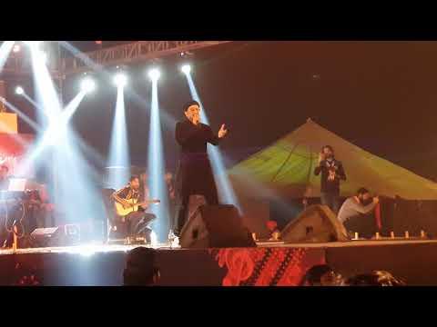 Ranjish Hi Sahi - Ali Sethi -  Live at Coke Festival 2018