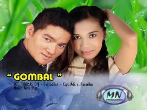 GOMBAL - Thomas DJ ft Evi Adilah - TAPSEL MADINA PANTI PALAS