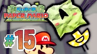 Super Paper Mario | Mimi the Evil - 15 (Wii Gameplay Walkthrough)