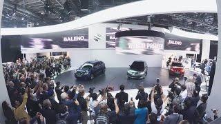 Suzuki auf der IAA 2015 in Frankfurt