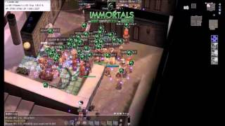 Immortals WOE 09/10/2015 Sakray Server [HD]