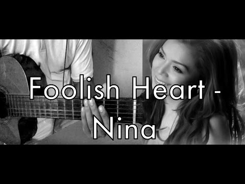 Foolish Heart - Nina (Guitar) - YouTube