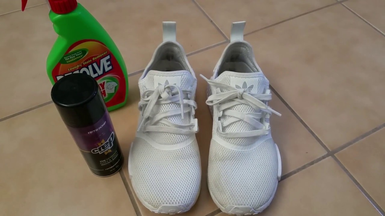 come pulire adidas triplo white nmd r1 rt kanye west ultra impulso