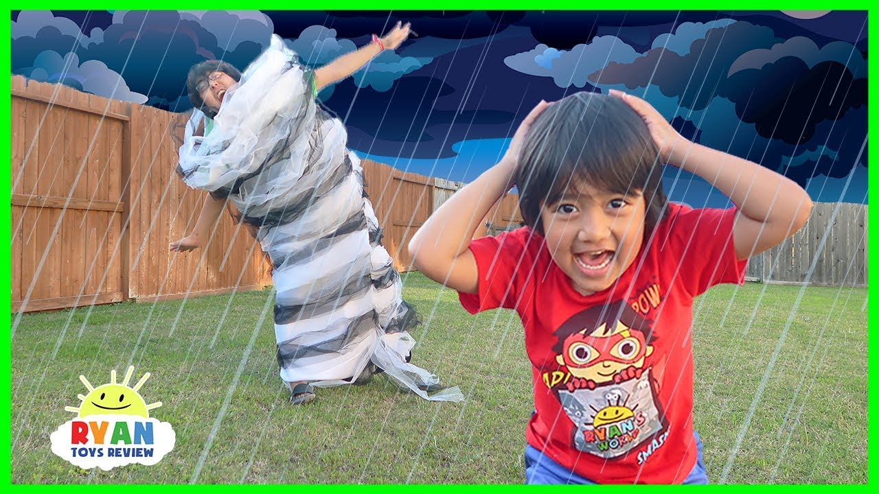 how do tornadoes form??? | educational video for kids with ryan