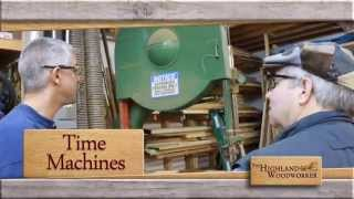 Promo - The Highland Woodworker Episode 16