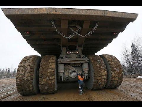 Супер большие машины видео