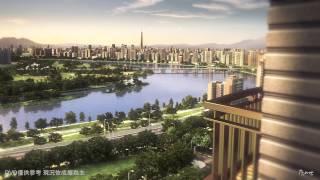 建築3D  遠雄左岸【紫金園】聖工坊2014