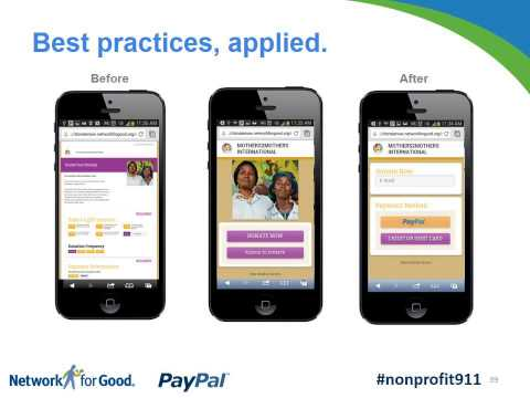 Webinar - Mobile Impact 301: How to Raise More Money via Mobile - 2014-06-19