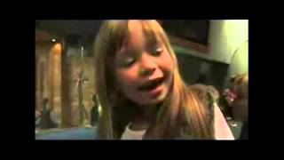 Connie Talbot Album Recording in London